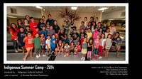 INDIGENOUS SUMMER CAMP - 7/10/14