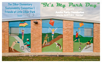 It's My Park Day: March 2015 - LITTLE ZILKER PARK
