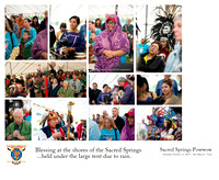 Sacred Springs Powwow 2014 - collages