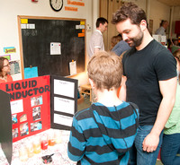 Science Fair 2013 - LE1 and UPE